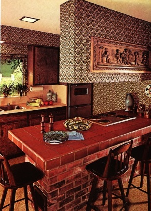 1960s Kitchen, Better Homes and Garden