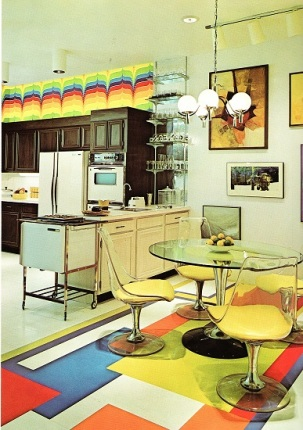 1970s Kitchen, Better Homes and Gardens