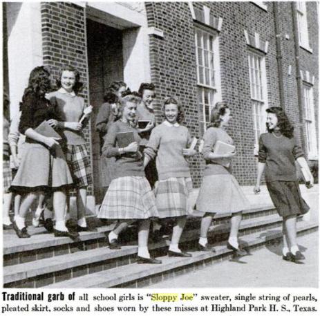 1940sSloppyJoeSweatersLifeMag