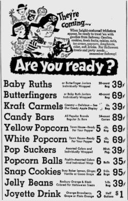 1960sHalloweenTreats1