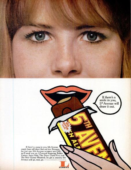 5thAveAdLifeMag1965