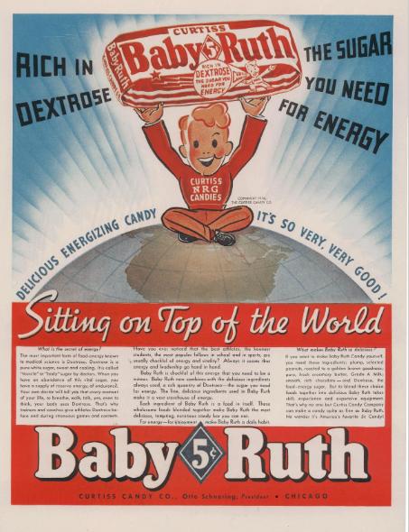 BabyRuthAdBoysLife1930s