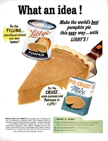 LibbyPumpkinLifeMag1950s