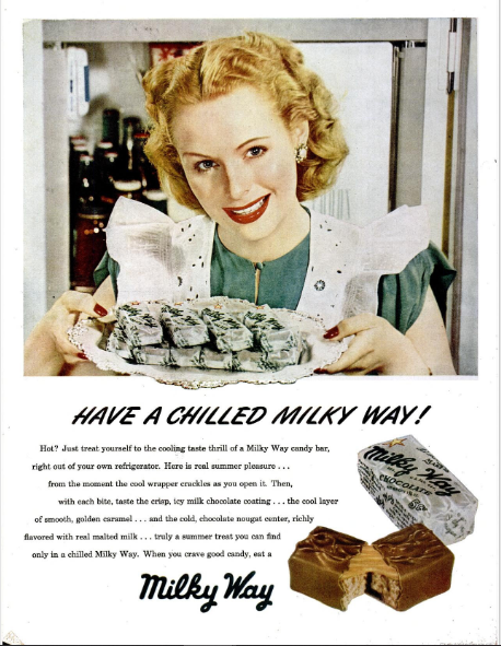 MilkyWayAdLifeMag1948