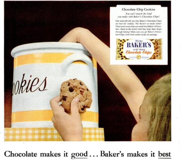 1940sBaker'sChocolateChips