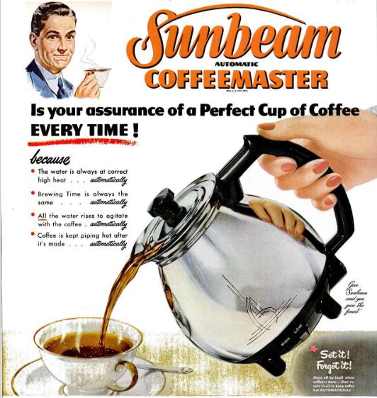 SunbeamCoffeemakerOct221951Life