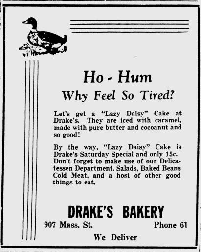 Drake'sBakeryLazyDaisyCakeAd1939